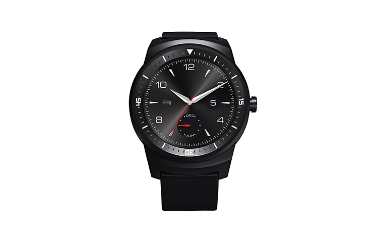 モバイルアクセサリー LG G Watch R powered by Android Wear™ thumbnail 2