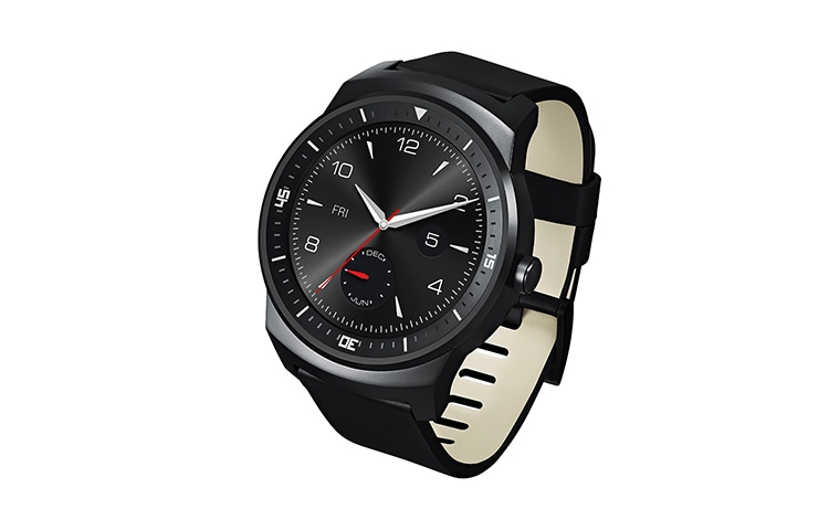 モバイルアクセサリー LG G Watch R powered by Android Wear™ thumbnail 1