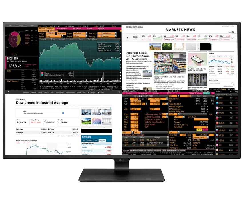 42.5インチの大画面IPS 4Kモニター「43UD79-B」を5月19日(金)より全国で順次発売
