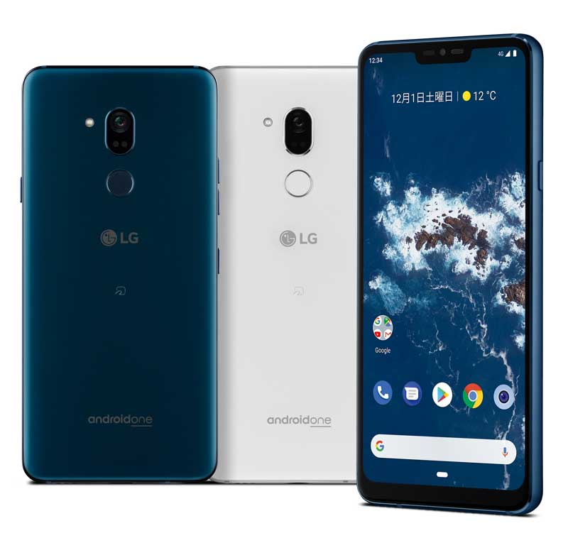 Android Oneスマートフォン「X5」