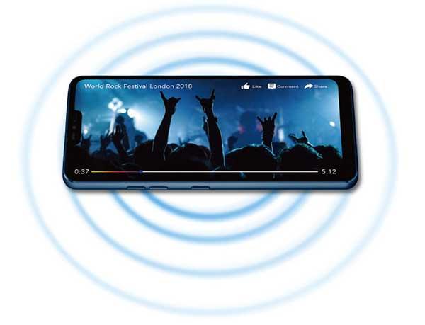 クリアで高品位なサウンドと、重低音を力強く表現するBoombox Speaker