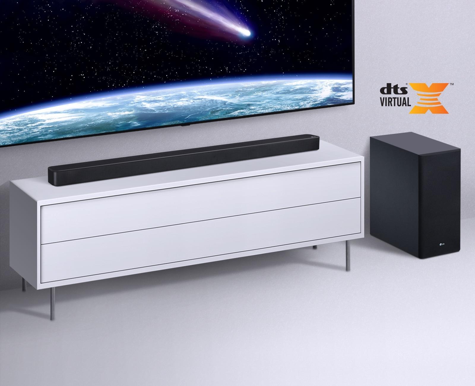 Захватывающий звук DTS Virtual:X1