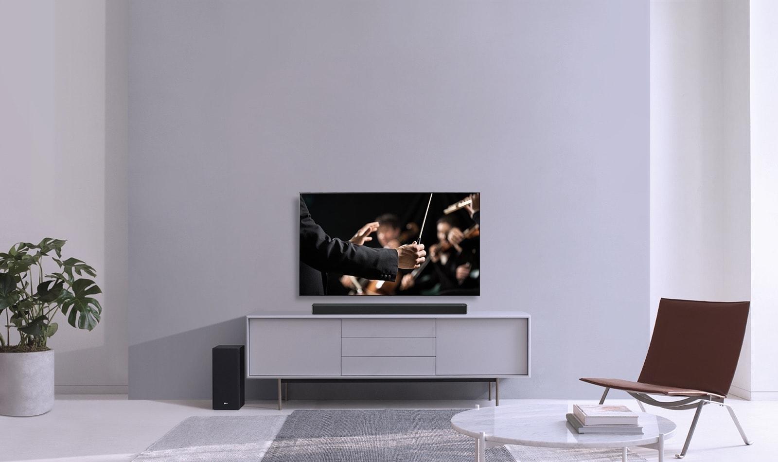 Синхронизация с телевизором1