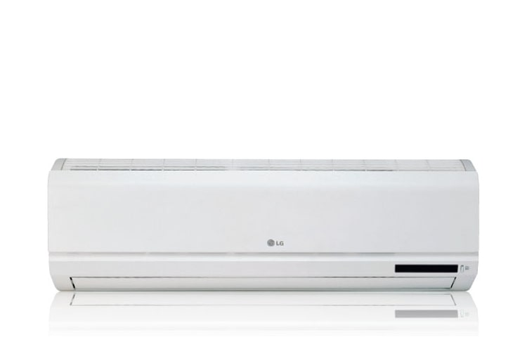 Air Conditioning Units Enjoy the LG 1 Ton Air Conditioner D-look (TS-H1865DA1) Today thumbnail 1