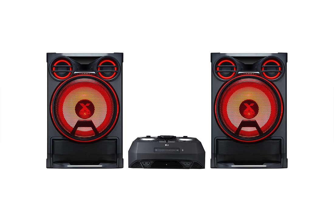 LG Audio Systems CK99 1