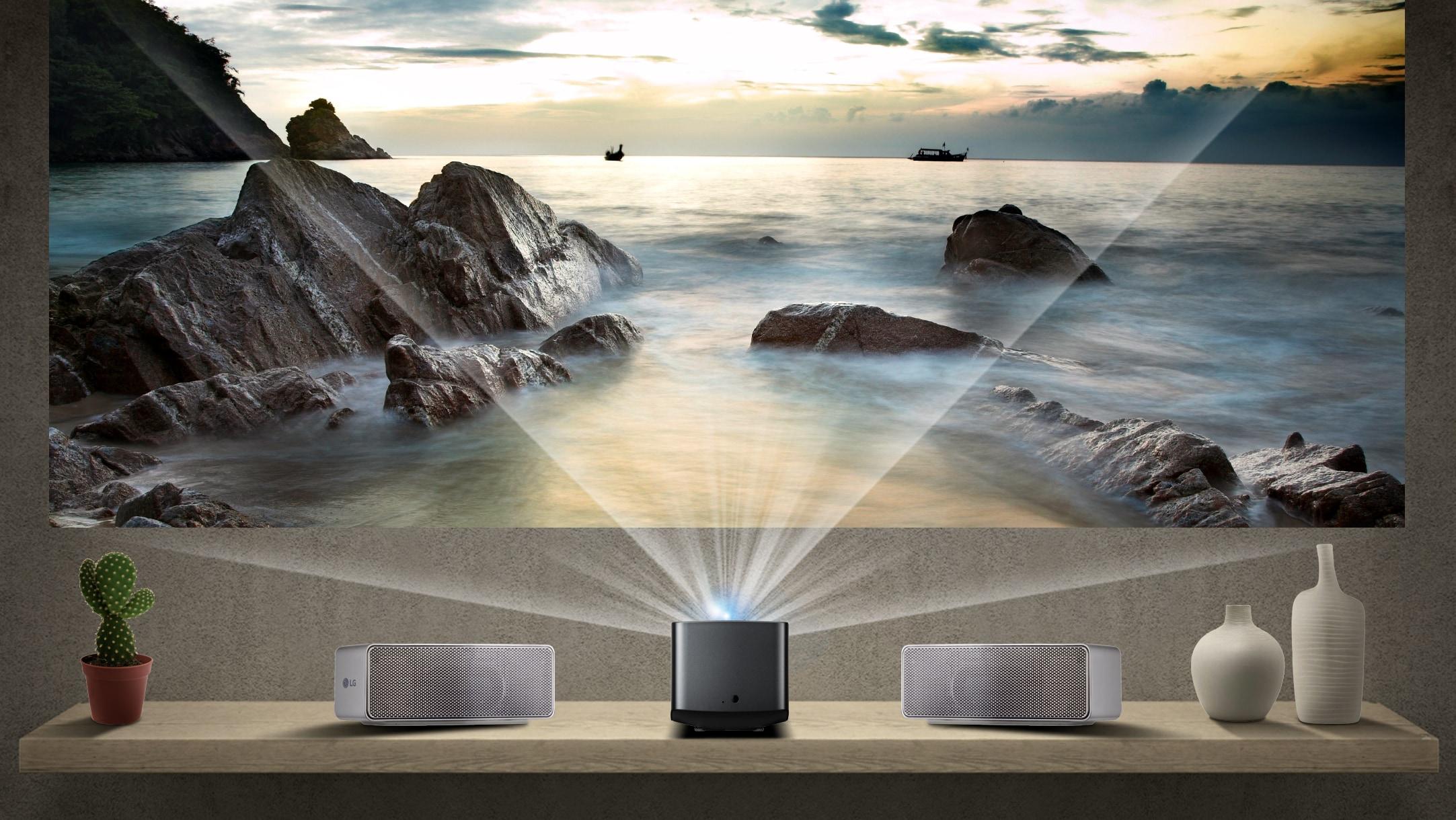 Designed for harmonic interior