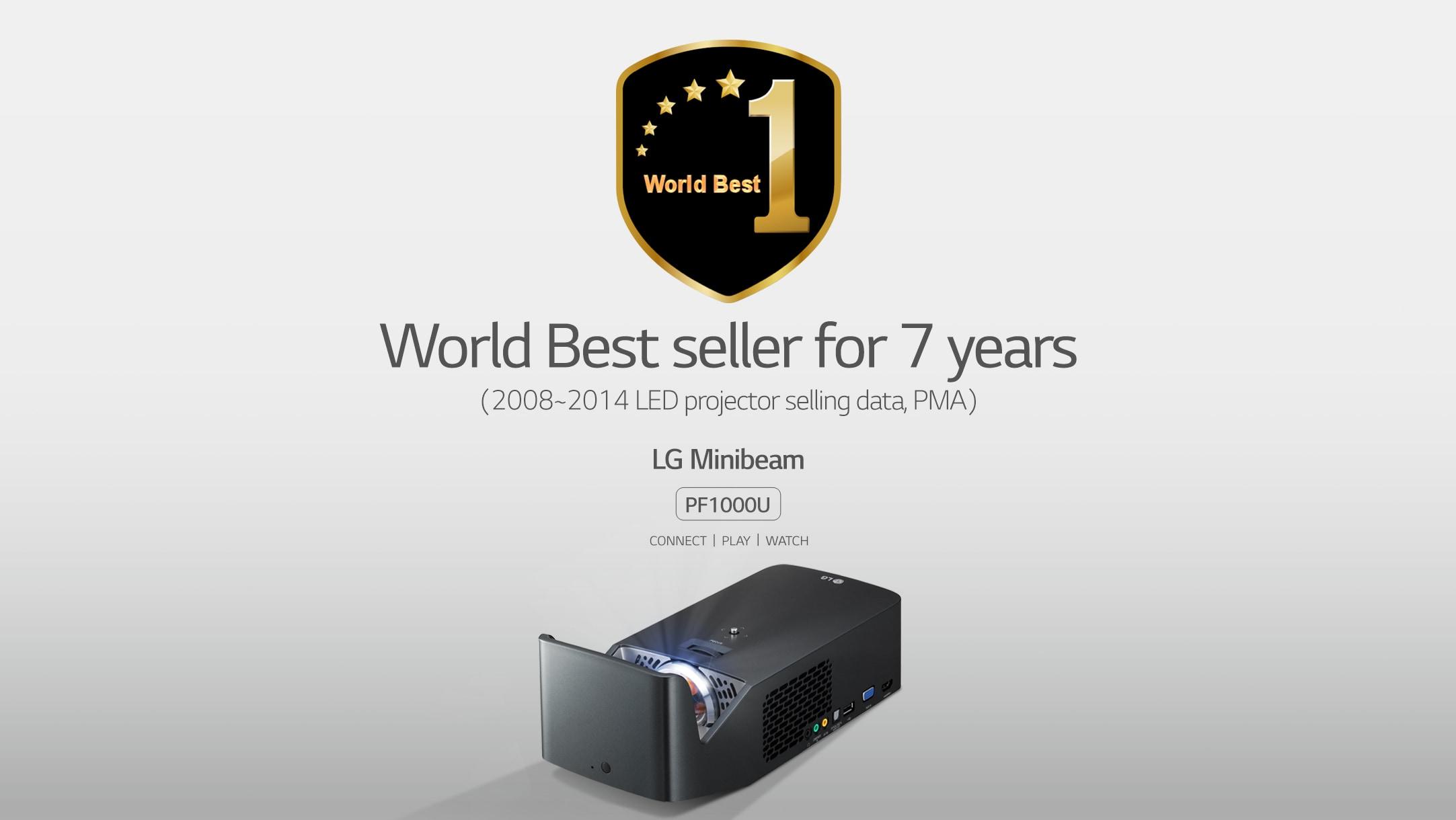 World Best seller for 7 years