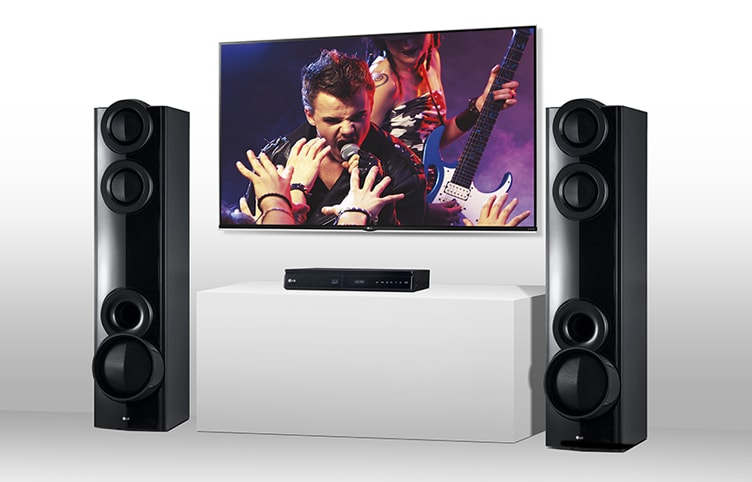 LG Audio Systems LHB675 1