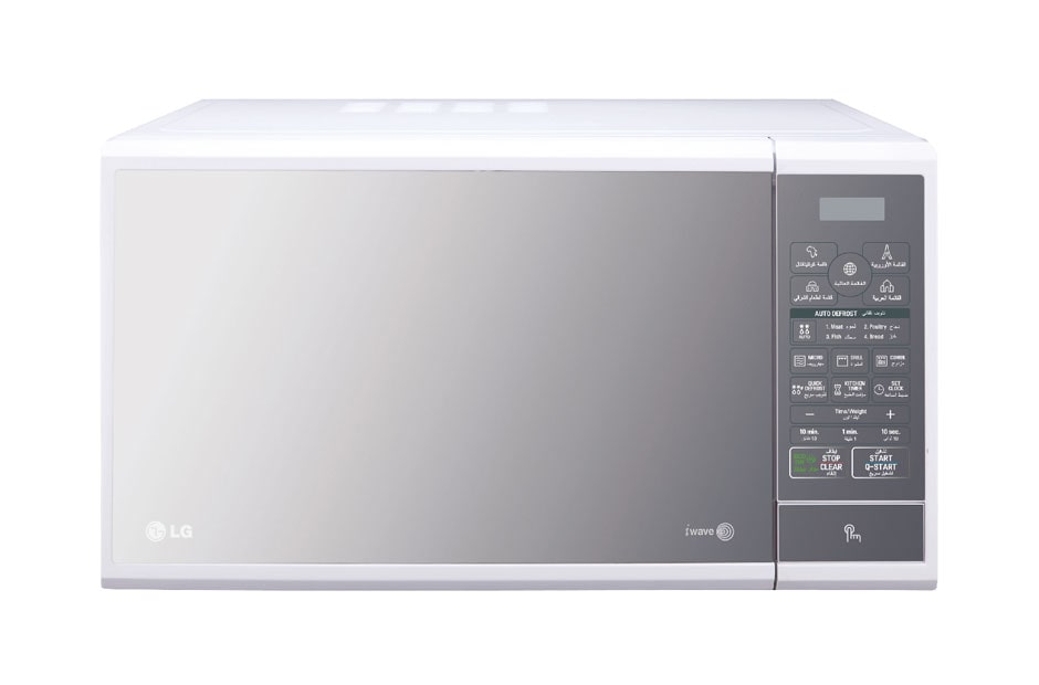 Microwaves Enjoy the 30L LG Microwave Oven (XXL Solo with I-wave) 1