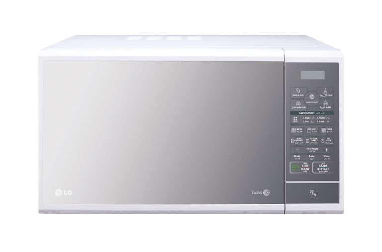 Microwaves Enjoy the 30L LG Microwave Oven (XXL Solo with I-wave) thumbnail 1