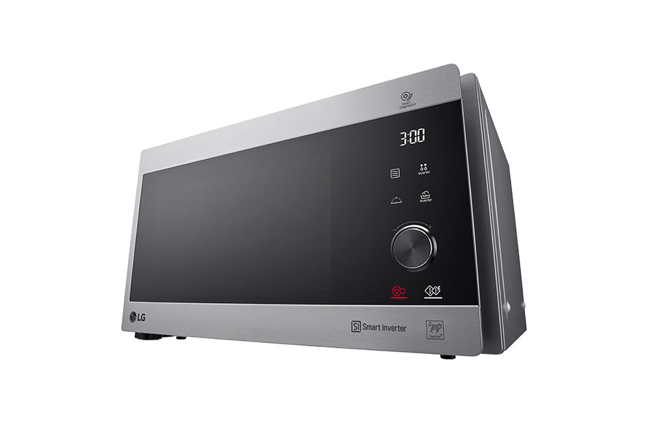 Lg Convection Microwave Oven Smart Inverter Mh8265cis