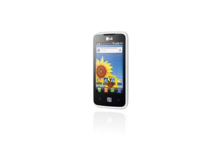 Mobile Phones LG Optimus HUB  thumbnail 6