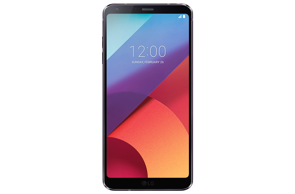 Mobile Phones LG G6 - Black 1
