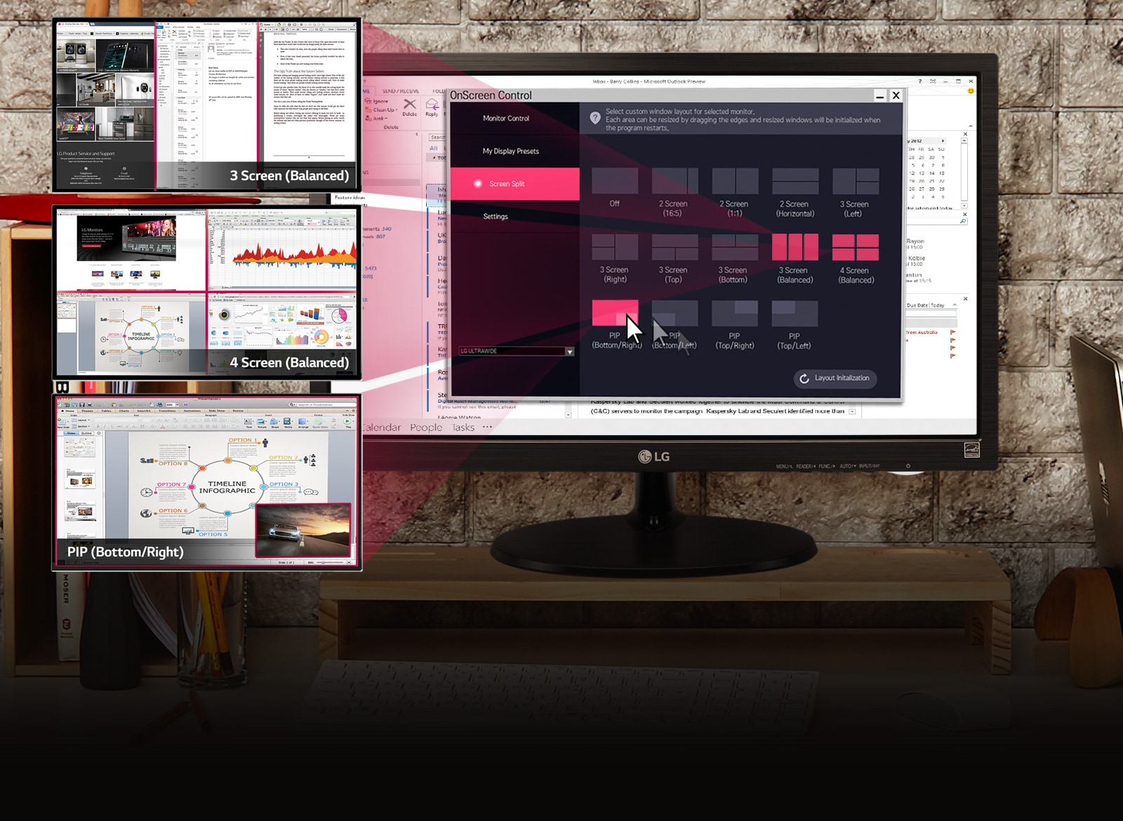 Customize Your Workspace for Multitasking1