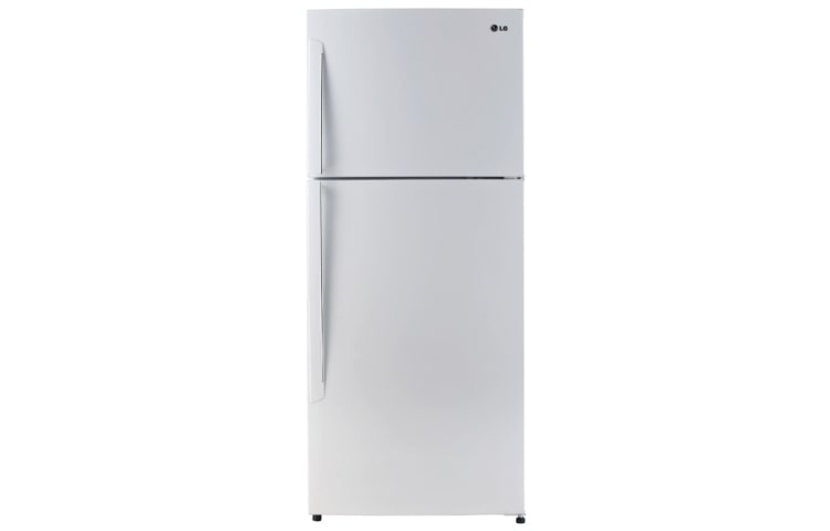 Refrigerators Feel the Ease of the LG 20 ft Top Mount Refrigerator (GNB-732W)  thumbnail 1