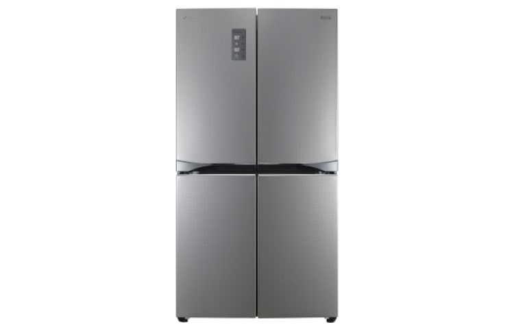 Refrigerators Discover the 26 cu ft LG Refrigerator (GRD-254PS) thumbnail 1