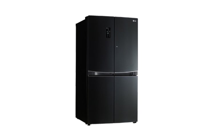 Refrigerators Feel the Convenience of the 36 cu ft LG French Door Refrigerator (GRD-364PG)  thumbnail 2