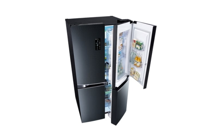 Refrigerators Feel the Convenience of the 36 cu ft LG French Door Refrigerator (GRD-364PG)  thumbnail 7