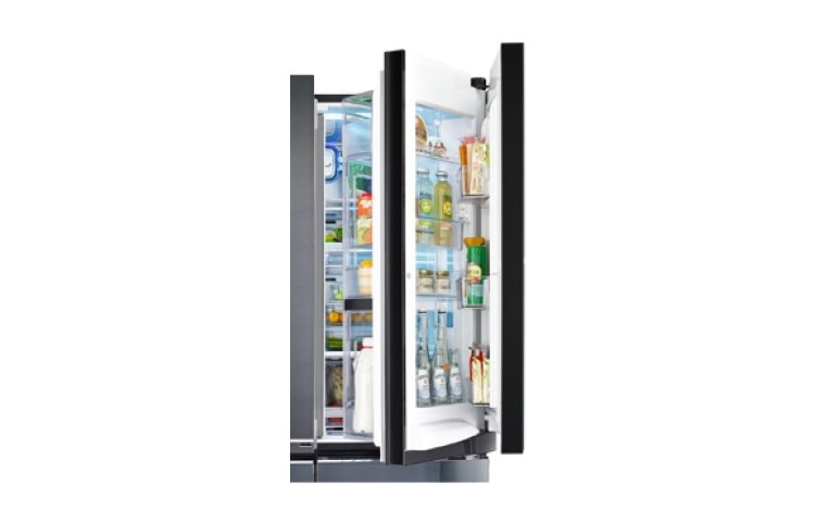 Refrigerators Feel the Convenience of the 36 cu ft LG French Door Refrigerator (GRD-364PG)  thumbnail 8