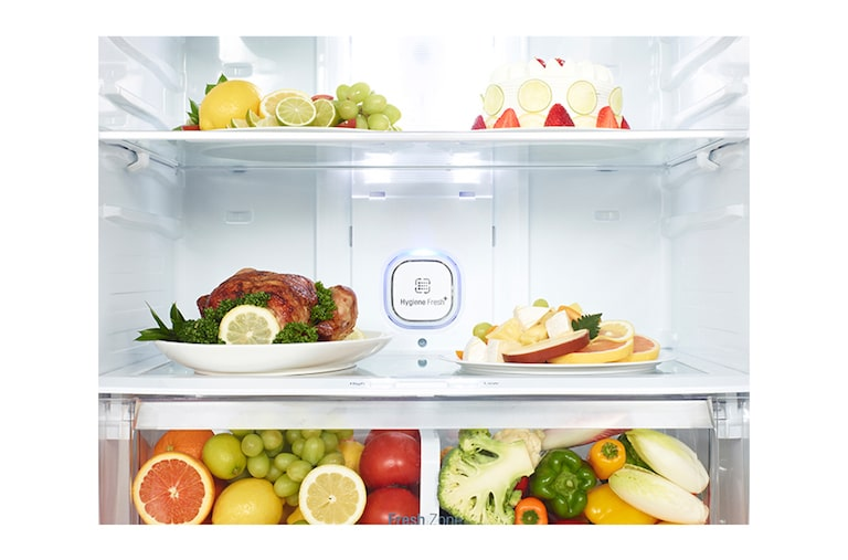 Refrigerators Feel the Ease of the LG 20 ft Top Mount Refrigerator (GNB-732W)  thumbnail 8
