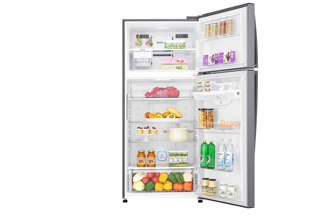 Lg Top Mount Refrigerators Gnm 732hll Lg Levant