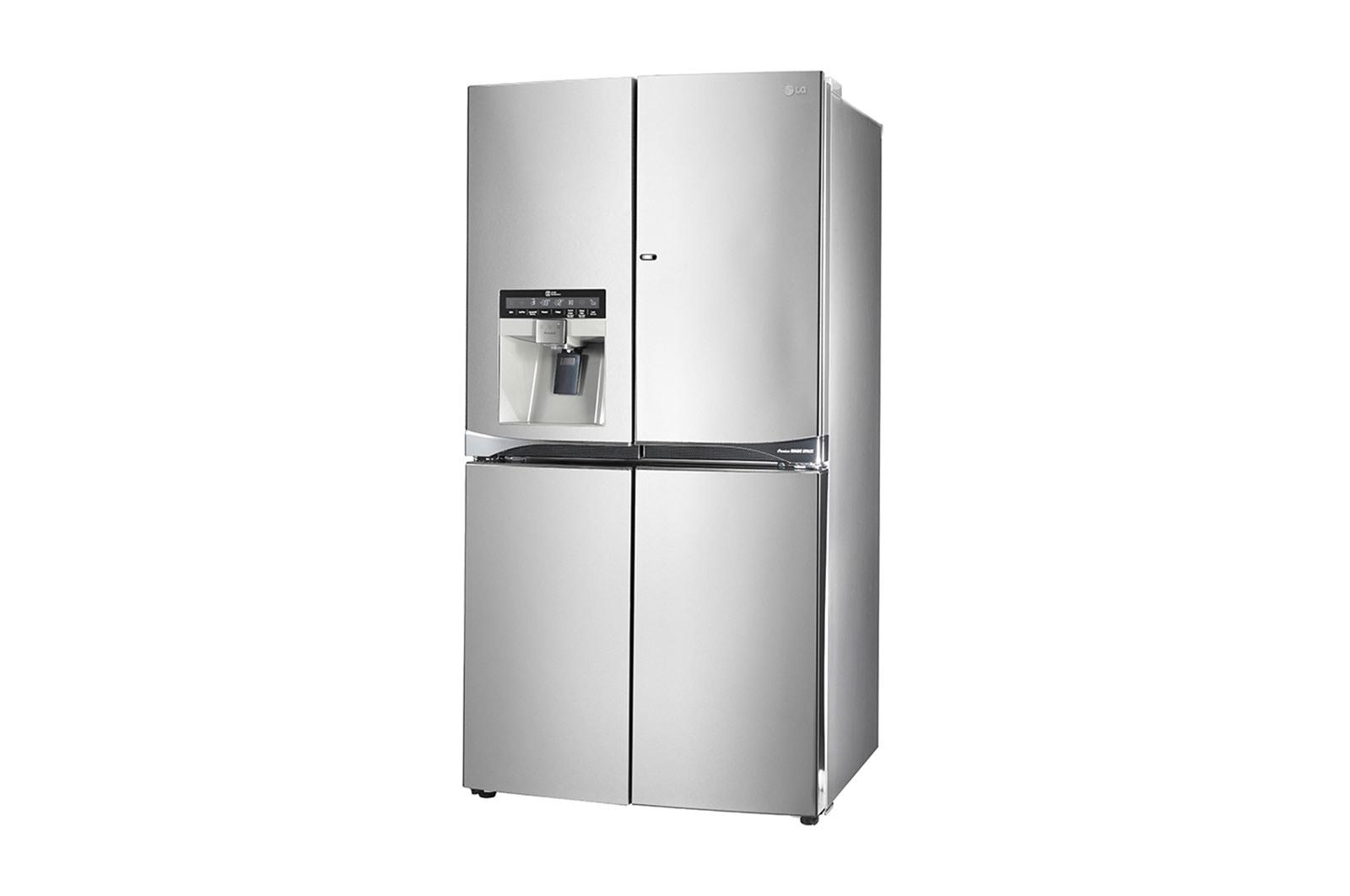 French Doors Refrigerators | GR-J33FWCHL | LG Levant