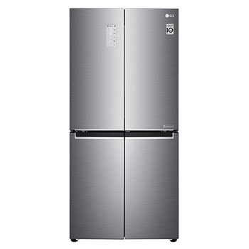 Slim French Door Fridge with 835mm width & Inverter Linear Compressor1