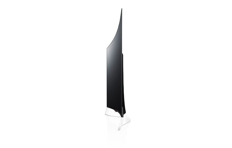 TVs Experience the Clear Sound of the 55 inch LG OLED Curved CINEMA 3D TV (55EA9800-TA) thumbnail 4