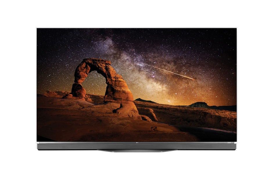 LG TVs Enjoy the Quality of the OLED TV (OLED65E6V)  1