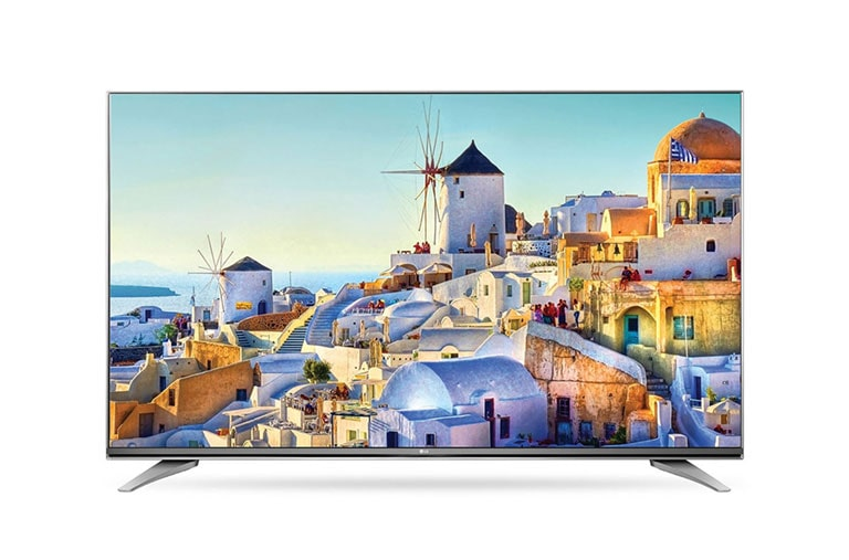 TVs The LG Ultra Slim UHD TV (49UH750T) creates the best experience for TV viewing thumbnail 1