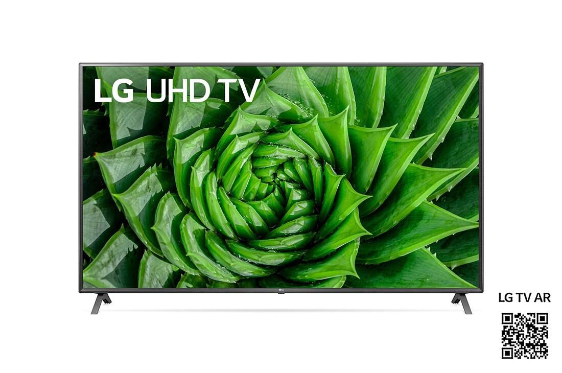 تلفزيون ال جي UN80 الذكي 4K فائق الوضوح حجم 75 بوصة (75UN8080PVA)