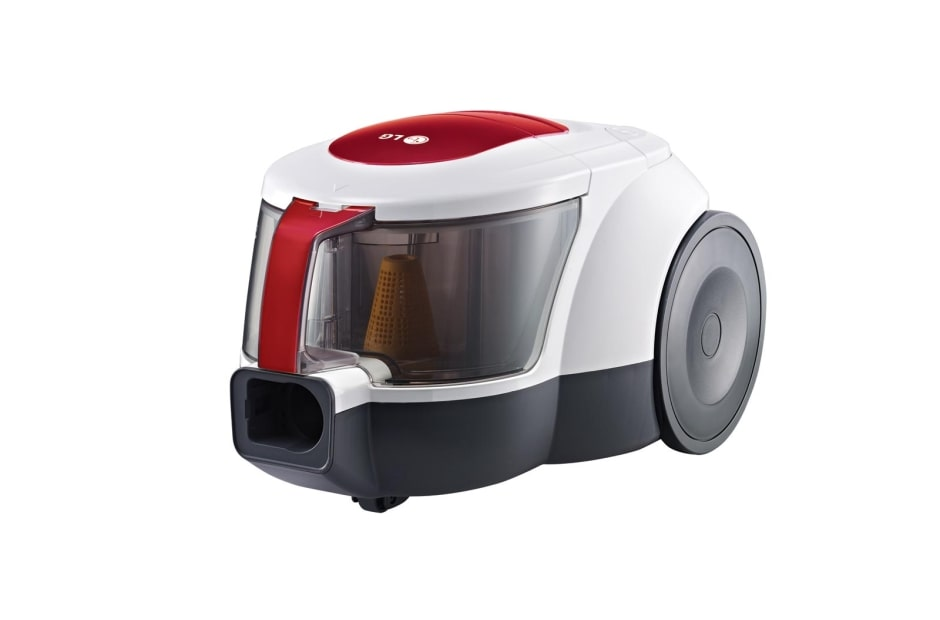 discover the 2000w lg bagless vacuum cleaner vc2320nntr - Bagless Vacuum Cleaner