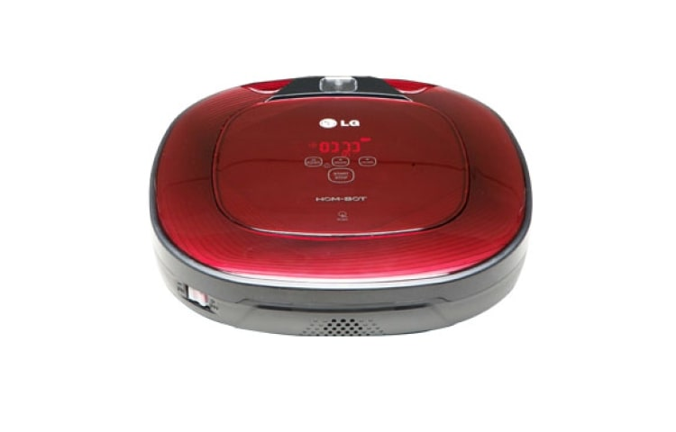 Vacuum Cleaners Discover the 18W LG Robot Vacuum (VR6270LVM) thumbnail 2