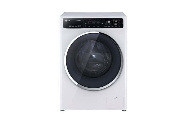 Washing Machines LG Direct Drive - Silver Color thumbnail 1