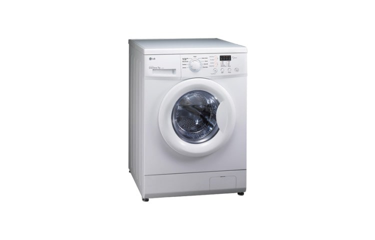 Lg 7kg Inverter Direct Drive Washer White With Silver Door Lg Levant