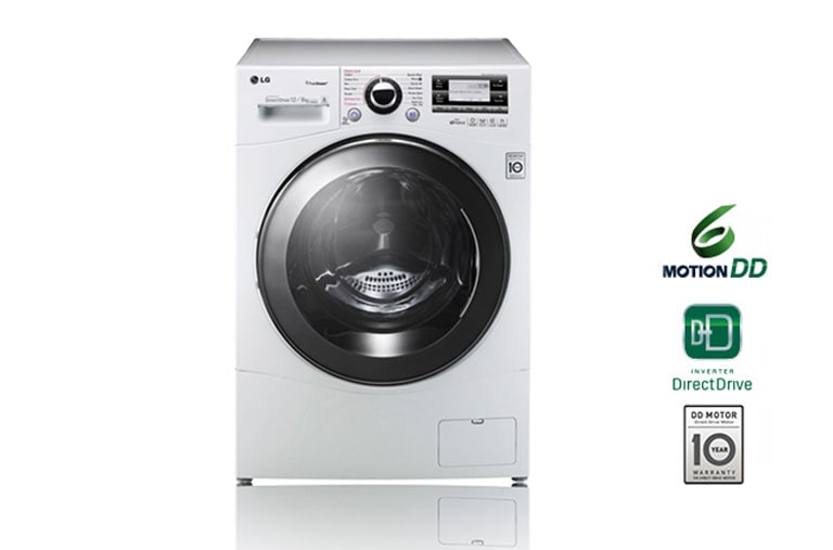 LG Washing Machines WD95H606RCH thumbnail 1