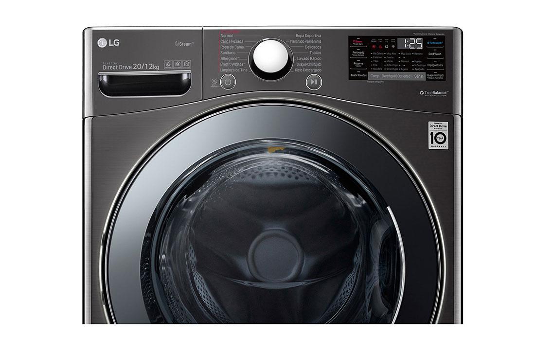 Lg Washer Dryer Front Load Washing Machine Lg Levant