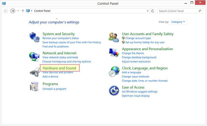 LG Accessibility: Navigate LG com With Keyboard Controls   LG USA
