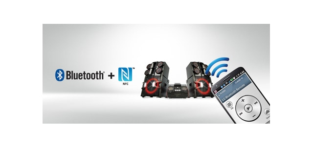 Bluetooth® / NFC