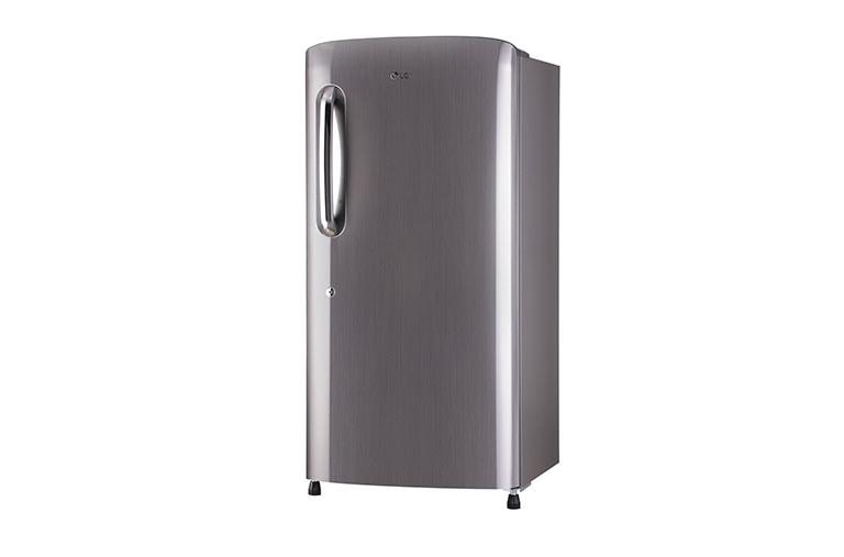 Lg 215l Platinum Silver One Door Refrigerator Lg Sri Lanka