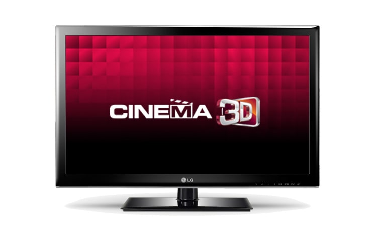 Lg 32lm3400 Televisions 32 Led Cinema 3d Tv With 4
