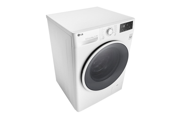 LG Washing Machines F1408DC3W thumbnail 4