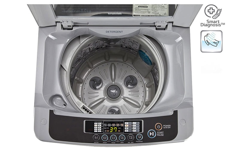 LG Washing Machines WF-T80FS thumbnail 5