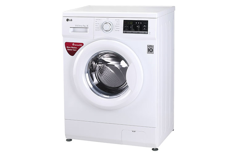 Lg 7 0 Kg 6 Motion Direct Drive Washer Touch Panel