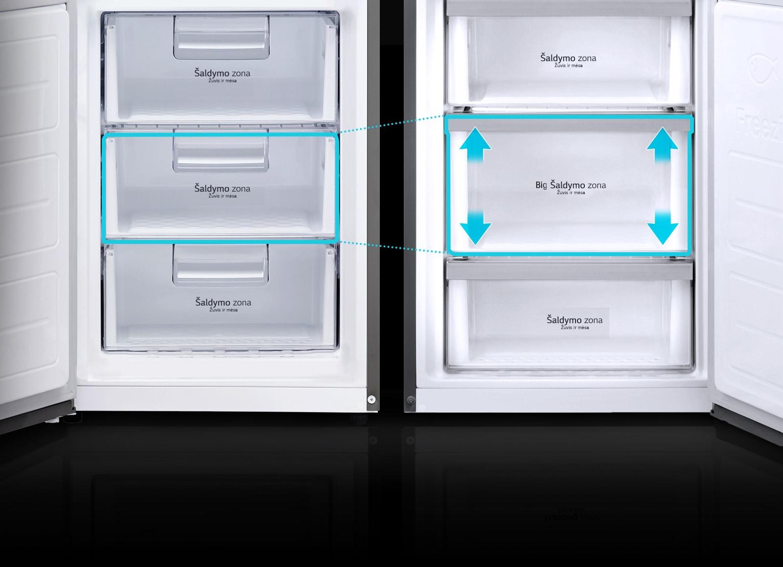 Lg Gbb60nsyxe Aldytuvas Elektromarkt What Kivos Home Wireless Video Intercom Doorbell Circuit Diagkivos Padidinta Aldiklio Zona