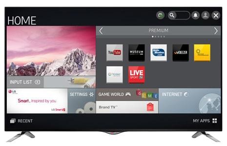 """LG Smart TV"""