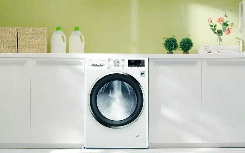 LG's TrueSteam washing machine will have your clothes sparkling clean, as well as being free from 99.95 of allergens | More at LG MAGAZINE