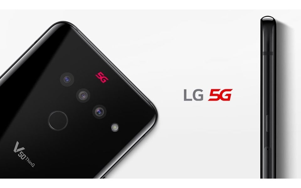 The LG V50ThinQ is equipped with 5G - so you never have to worry about delays again | More at LG MAGAZINE