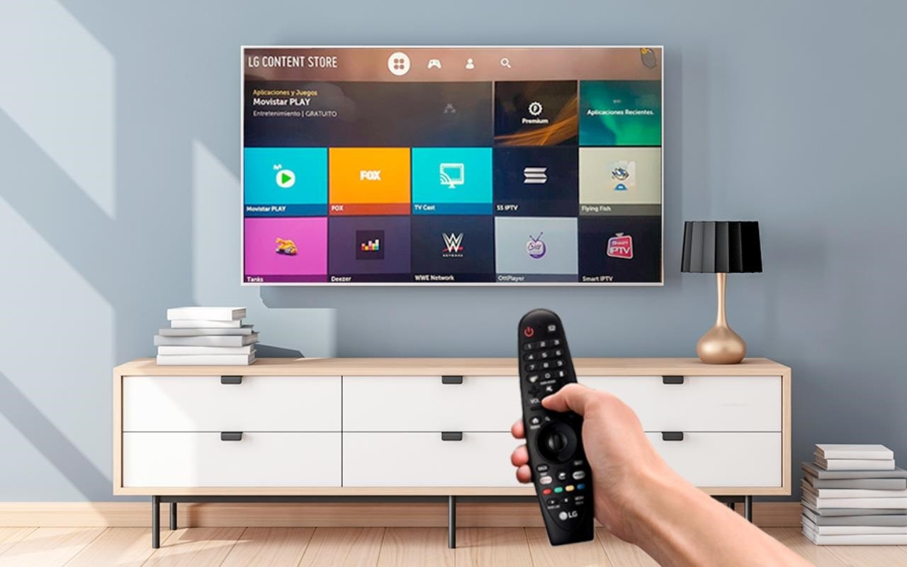 LG's Smart TVs all have a selection of apps to assist you in making your TV do more for you | More at LG MAGAZINE