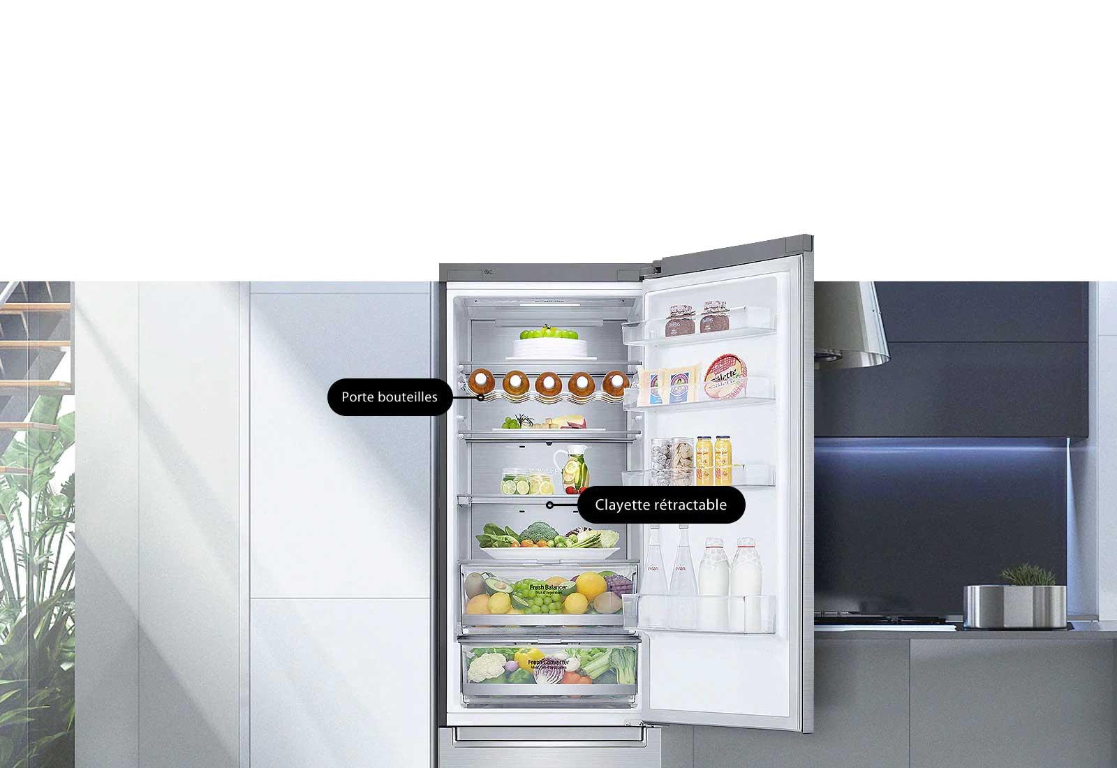 Confort ultime pour votre cuisine